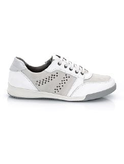 Wolkenweich-Sneaker Weiß Detail 5