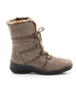 Gore-Tex Stiefelette Taupe Detail 3